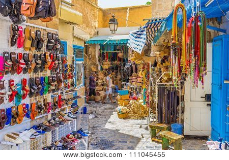 The Colorful Stall