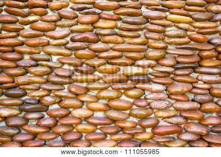 Pebble Stone Floor Tile Texture