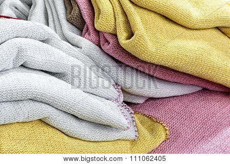 Raw Knit Textiles