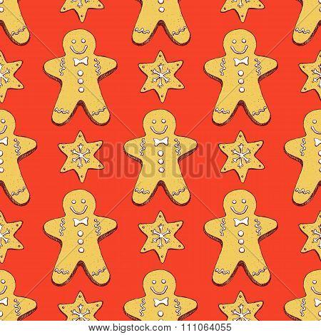 Sketch Ginger Bread Cookies
