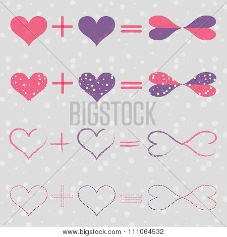 Set With Love Equations