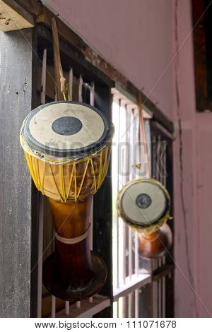 Tom-tom - Thai Musical Instruments