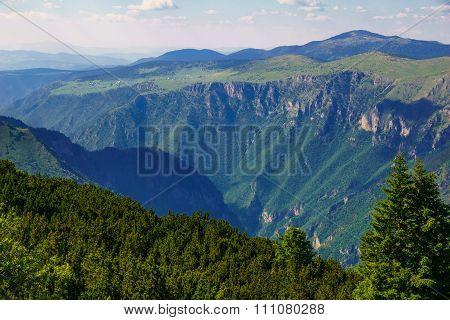 Durmitor And Tara Canyon
