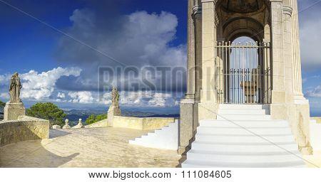 Puig De San Salvador In Majorca