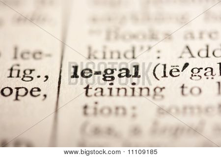 Word Legal