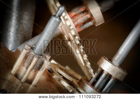 gear mechanism 0