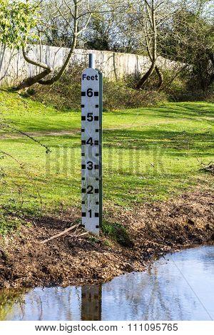 River Level Indicator