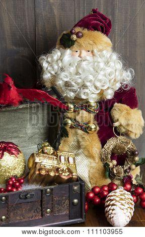 Christmas And Santa Decoractions