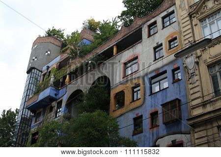 Vienna, Austria In Year 2011