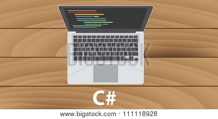 c sharp developer programmer