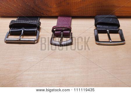 Background Belt Buckle