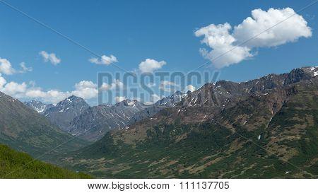 Alaska's Mountain Peaks