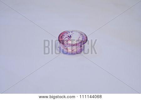 Purple Ashtray