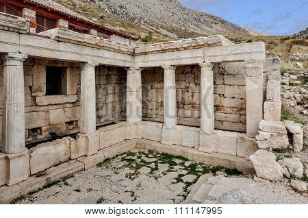 Fountain House Sagalassos