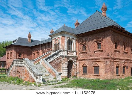 Krutitsy Patriarchal Metochion Of Russian Orthodox Church, Metropolitan Chamber