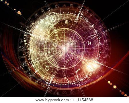 Emergence Of Sacred Geometry