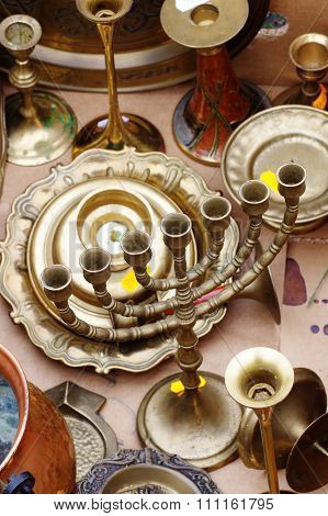 candelabrum Menorah