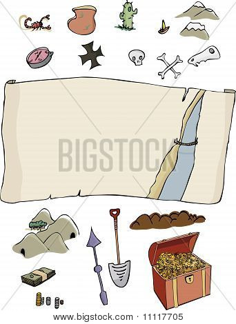 Make Your Own Treasure Map