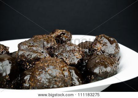 Homemade Chocolate Dessert