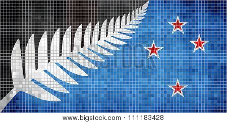 New Flag Of New Zealand.eps