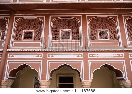Magnificent Chandra Mahal Artwork