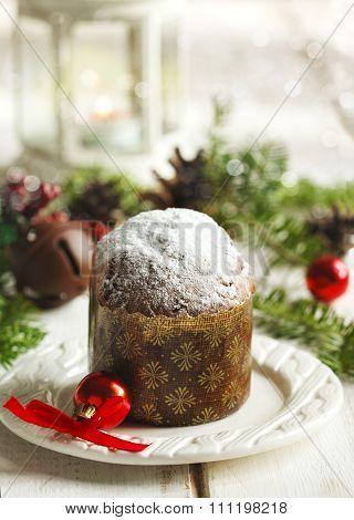 Christmas Mini Panettone