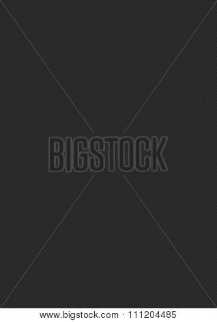 Black Carbon Fibre Textured Background