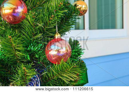 Christmas Decorations  On Chrismas Tree,Chrismas day