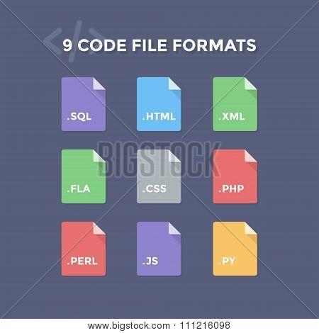 Code File Formats