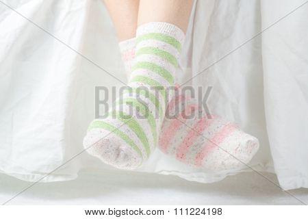 Unpaired Socks