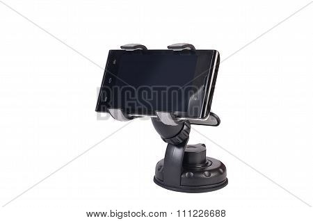 The Holder For Technology In Car