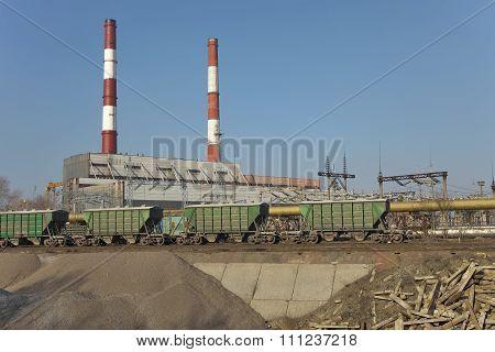 Heat Power Station