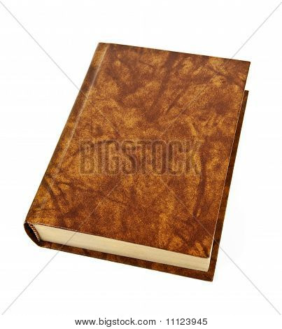 Blank Hardcover Book