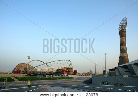 Aspire Sports Complex Qatar