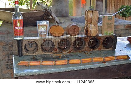 Sugar Cane Products of Costa Rica
