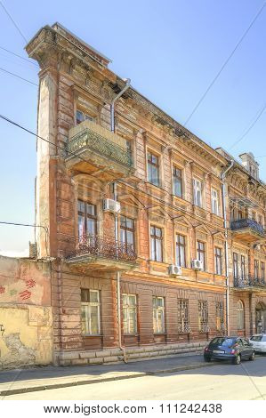 Flat Or House Witch House. Odessa