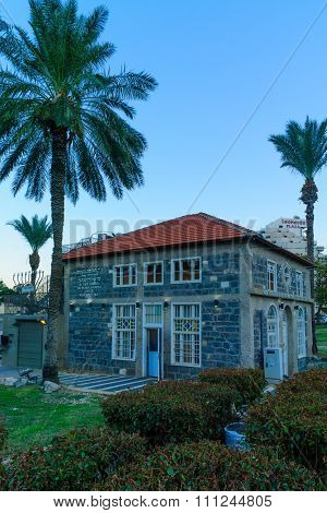 Old Synagogue, In Tiberias