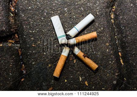 Smoking, For Disposable Cigarette