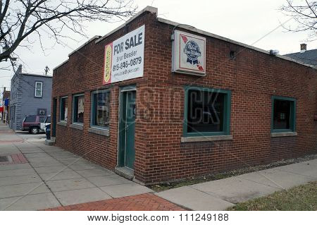 Vacant Building For Sale