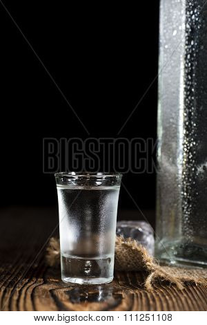 Vodka On The Rocks