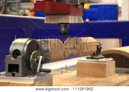 Milling Wooden Parts