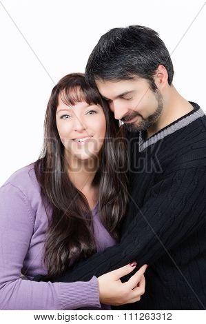 sympathic couple