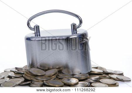 Coin & Money Box