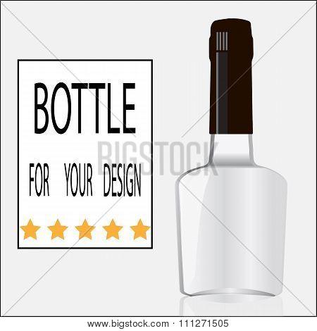 Bottle For Your Design