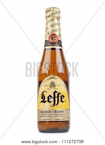 Leffe Beer Bottle