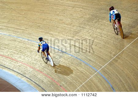 Cycling Sprints Velodrome