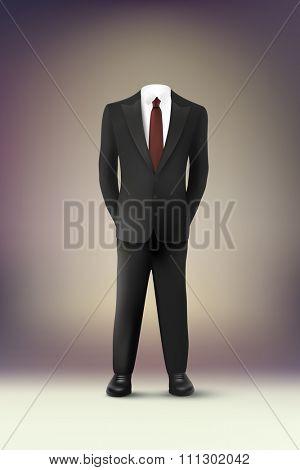 vector businessman illustration