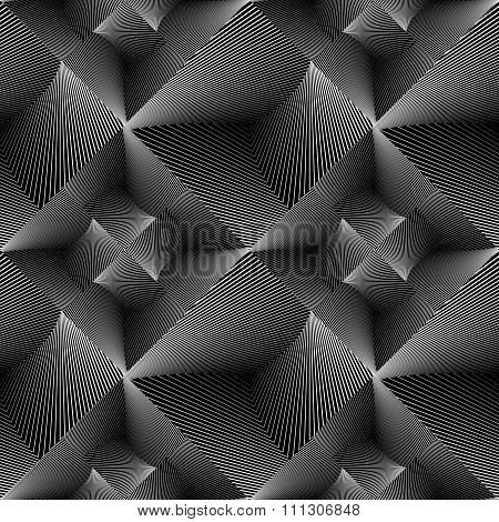Design Seamless Tiled Geometric Pattern