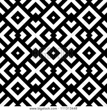 Design Seamless Diamond Pattern