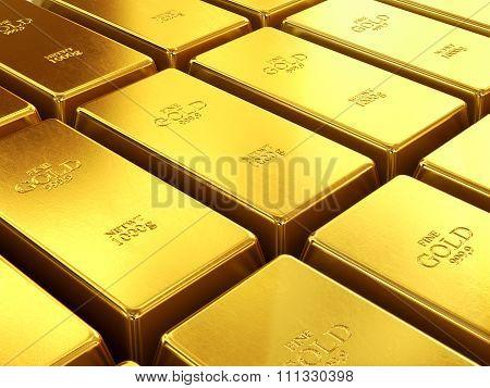 Business Background Of Gold Bullion